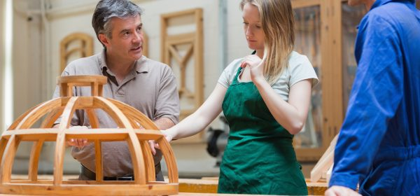 Options For Taking Woodworking Classes